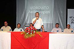 Caravana de Mobilização contra a Dengue chega a Andirá